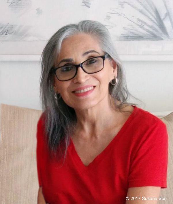 Healer and Shamanic Practioner Susana Sori