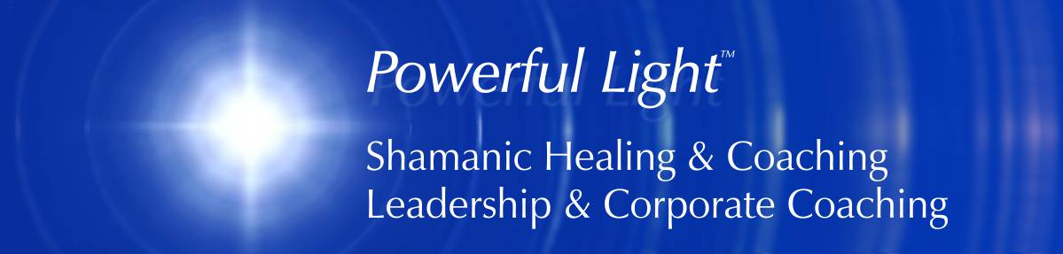 Integrated Business and Corporate Interventions at Powerfullight, shamanic healing and coaching.