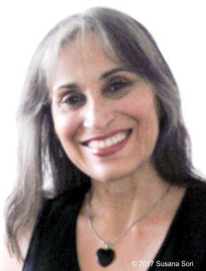 Susana Sori is an established shamanic healer and spiritual coach